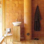 Baños de madera inspiración