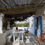 Estilo rústico mediterráneo en Formentera