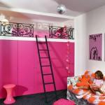 Habitaciones infantiles, ahorrar espacio