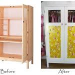 Transformación de un armario