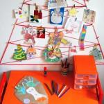 Un árbol de navidad para los niños