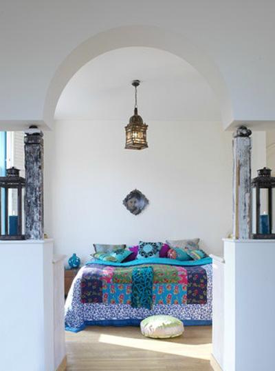 Decoracion Arabe Moderna ~ Inspiraci?n Marroqu? en blanco y azul  Decoraci?n Hogar, Ideas y