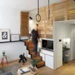 Apartamento de 25m2 en Amsterdam