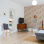 Apartamento escandinavo de 68 metros