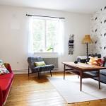 Estilo nórdico: apartamento de 75 m2