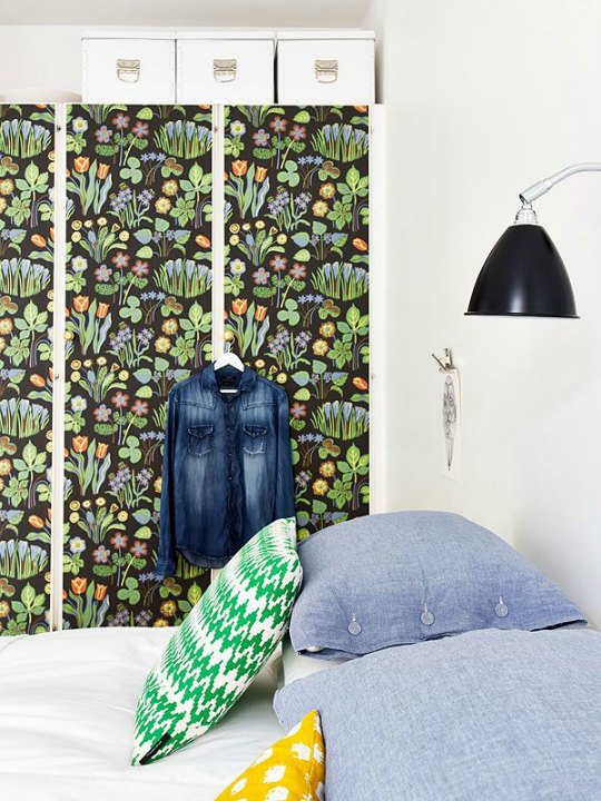 Decoraci n hogar ideas para decorar el hogar cosas for Perchas blancas ikea