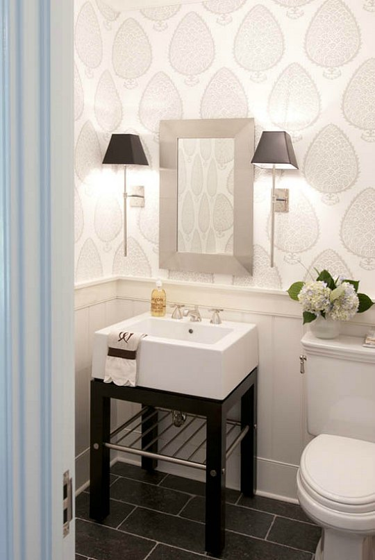 decoracion ba os. Black Bedroom Furniture Sets. Home Design Ideas