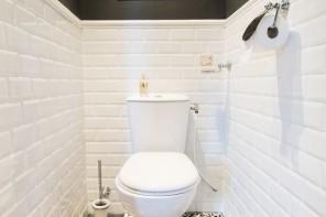 Baños con azulejos hidráulicos, inspiración