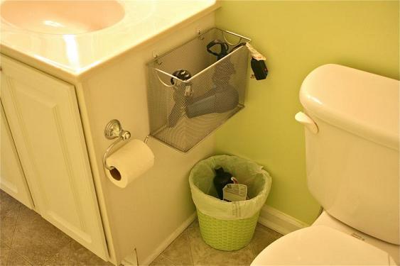 Organizacion Baño Pequeno:Ideas para organizar el baño
