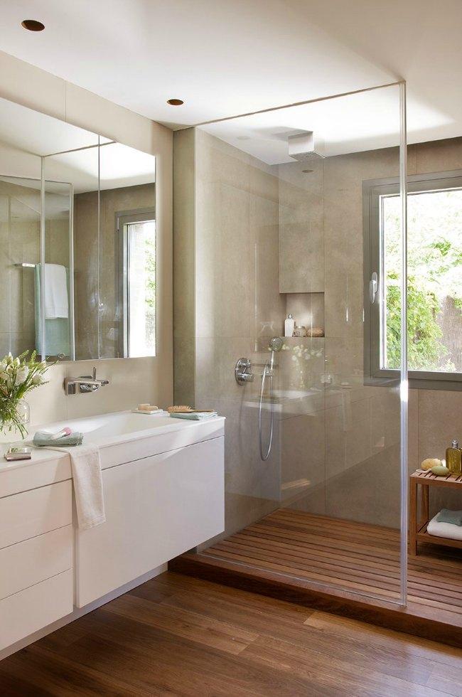 Baños Con Ducha Fotos:Baños con plato de ducha