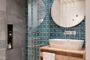 8 Baños con plato de ducha