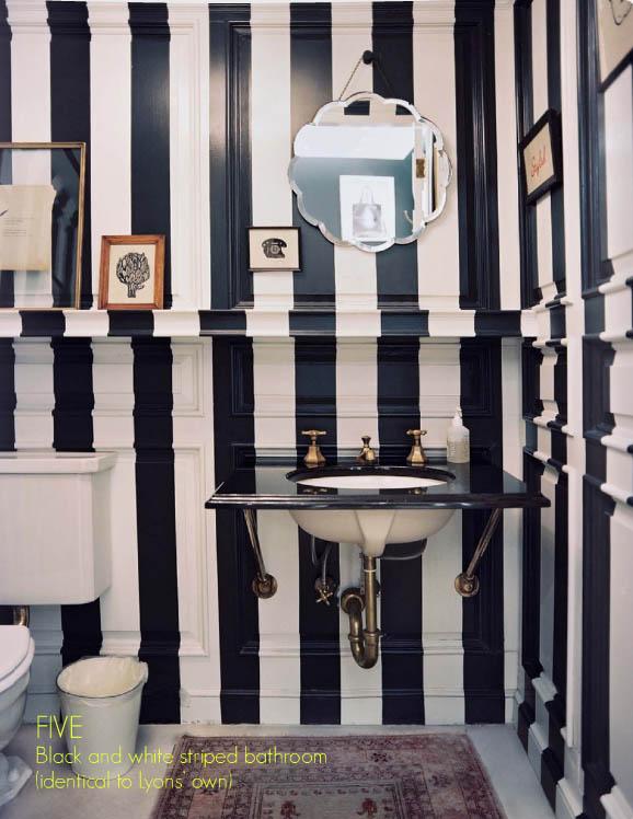 Decoracion Baño Retro:baño vintage-7
