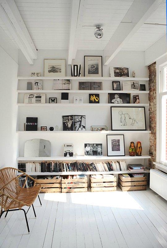 Ideas Para Decorar Tu Casa Con Cajones De Madera Tiempo De