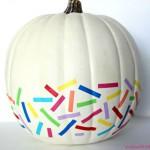 Decoración Halloween con Washi Tape