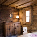 Casa rústica: protagonista la madera
