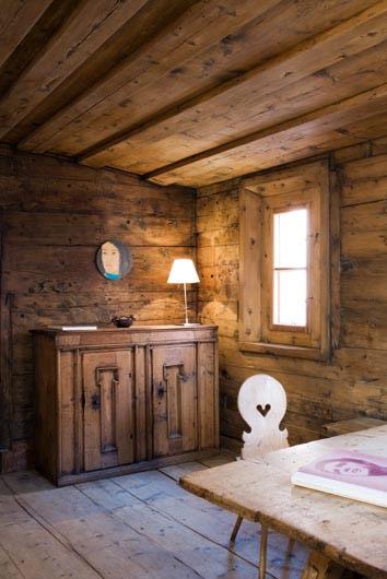 casas rusticas de campo. En esta casa sueca la madera