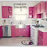 Cocina rosa Hello Kitty