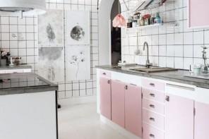 Rosa Cuarzo en tu cocina
