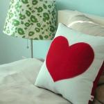 Especial San Valentin: Díselo con cojines