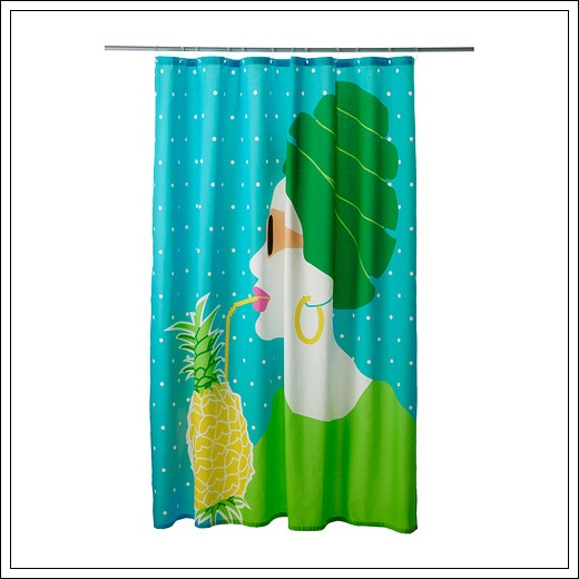 Cortinas de ducha ikea decoraci n hogar ideas y cosas bonitas para decorar el hogar - Cortina bano kukuxumusu ...