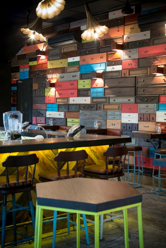 Decoracion De Interiores De Bares. Latest Restaurante Bar With ...