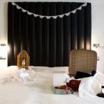 Decoración habitación de hotel