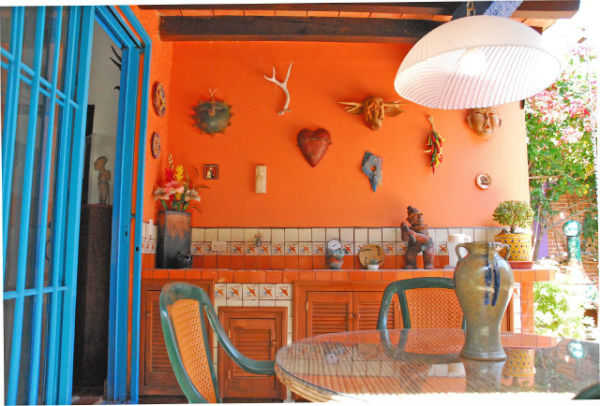 Baños Estilo Mexicano:Ideas decoración Mexicana Fotos de casas decoradas estilo mexicano