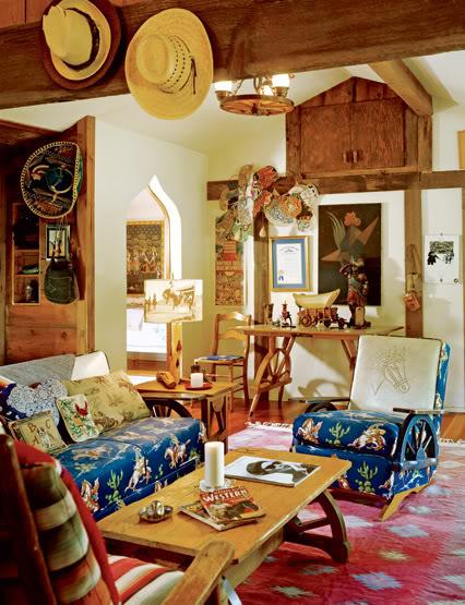 Estilo Mexicano Ideas Para Decoracion ~ al blog de mi amiga angie desdejalisco he conocido la fabulosa casa de
