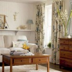 Decoracion vintage de Laura Ashley