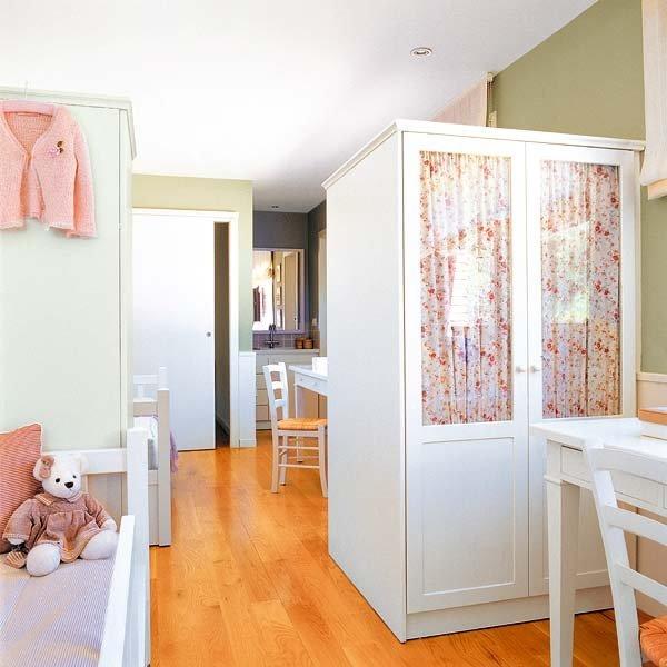 Ideas para separar espacios - Armario para habitacion ...