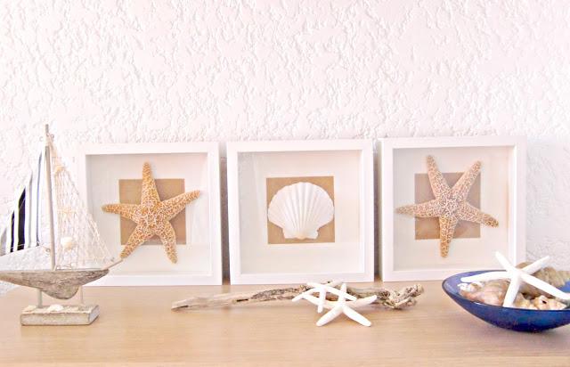 Decoracion Ikea Cuadros ~ Hazlo t? mismo cuadros de estilo marinero  Decoraci?n Hogar, Ideas