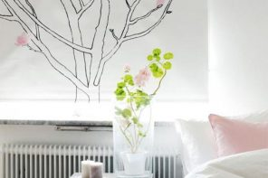 DIY Decorar estores enrollables