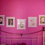 Dormitorio Vintage a todo color