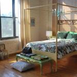 Decoración dormitorio vintage