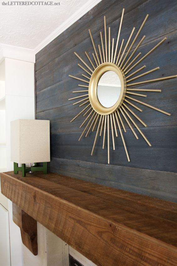 Fireplace Mantel Clock - More information