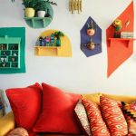 Estantes originales en tu pared