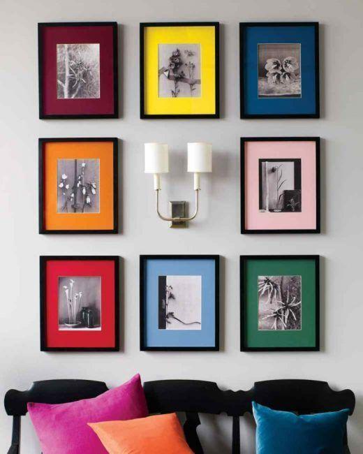 Otra forma de exponer tus fotografías en blanco y negro