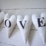 San Valentin, detalles para el hogar
