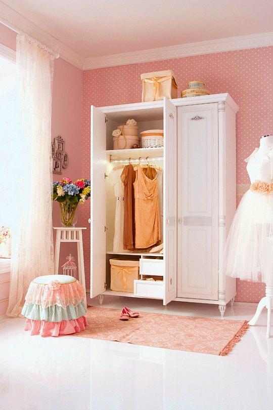 Habitaciones Infantiles Juveniles Decoracion ~   decoraci?n para habitaciones infantiles y juveniles rom?nticas