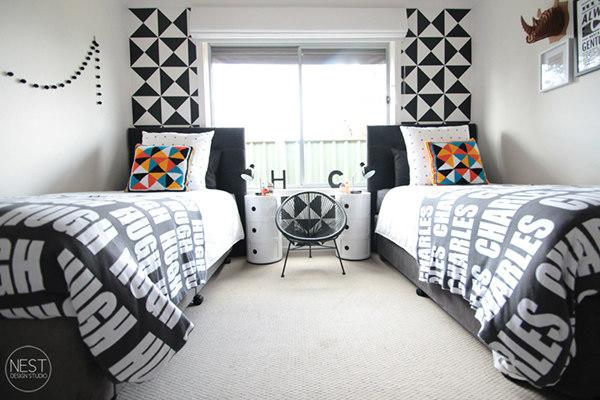 habitaciones-infantiles-blanco-negro-4