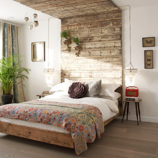 decoracion de interiores habitaciones rusticas : decoracion de interiores habitaciones rusticas:Bedroom Headboard Ideas