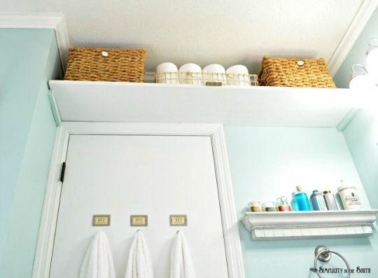 Baños funcionales, ideas