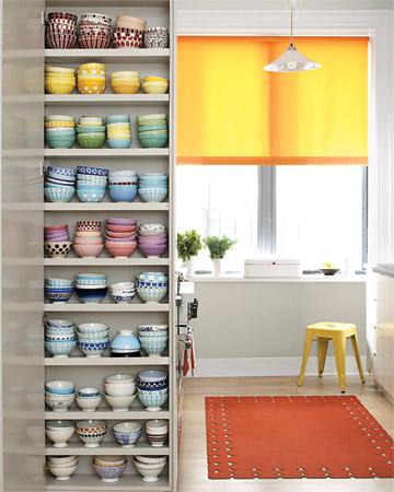 hora de decorar la cocina puedes marcar la diferencia con una coleccin de bols o cuencos de desayuno un toque de color que convertirn nuestra cocina