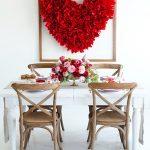 Inspiración para decorar en San Valentín