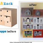 Ikea Hack: cajonera Moppe