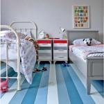 Habitaciones infantiles decoradas en azul