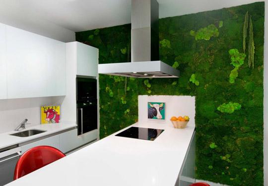 Jardin Vertical Baño:Jardines verticales Monamour