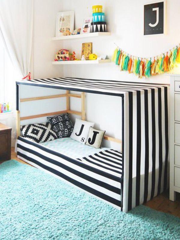 Hacks de ikea para la habitación infantil, decoración hogar ...