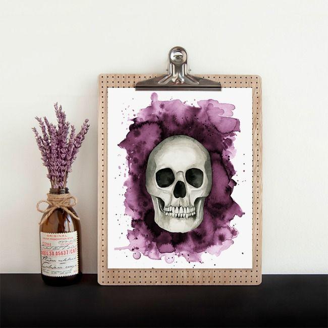 Láminas Halloween para imprimir
