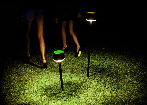 Lámpara de jardín OCO